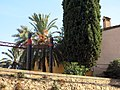 195 Mas Fonollar (Santa Coloma de Gramenet), façana posterior.JPG