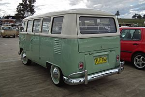 Volkswagen Transporter - Volkswagen Type2 (T1)