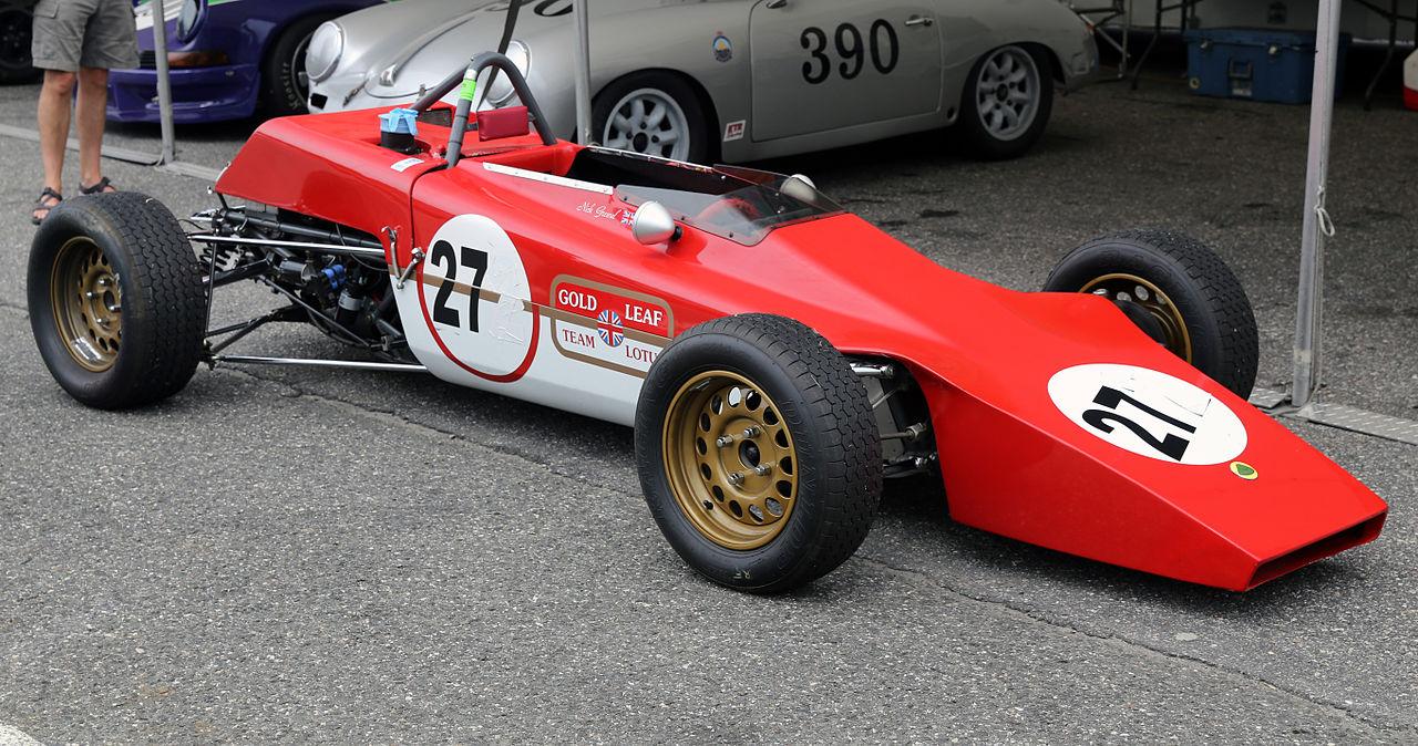 File:1969 Lotus 69 Formula Ford, front, Lime Rock 2014.jpg ...