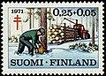 1971 - Puiden kaato metsässä.jpg