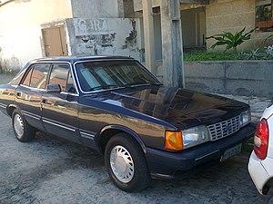 Chevrolet Opala - 1990 Chevrolet Diplomata 4.1 SE
