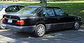 1992 Mercedes-Benz 400E, US model rear.jpg