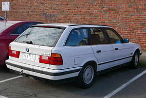 BMW 5 Series (E34) - 525i touring