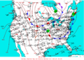 2003-07-17 Surface Weather Map NOAA.png