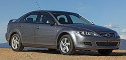 2003 Mazda6 Classic hatch (Australia)