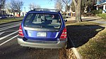 2004 Subaru Forester 2.5XS - Rear.jpg