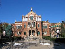 20061225-Barcelona Hospital de la Santa Creu i Sant Pau 2 MQ.jpg