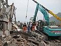 2008년 중앙119구조단 중국 쓰촨성 대지진 국제 출동(四川省 大地震, 사천성 대지진) IMG 1744.JPG