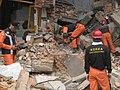2008년 중앙119구조단 중국 쓰촨성 대지진 국제 출동(四川省 大地震, 사천성 대지진) IMG 6002.JPG
