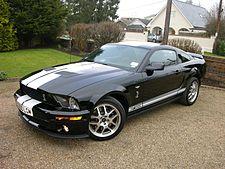 Ford Mustang - Wikipedia, wolna encyklopedia
