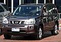 2008 Nissan X-Trail (T31) TL dCi wagon (2008-10-09) 01.jpg