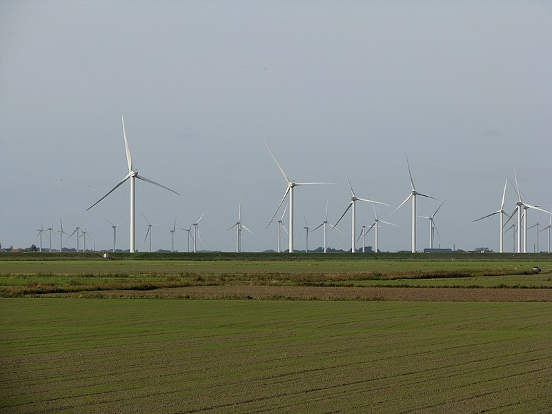 File:2009-10-09 Windenergieanlagen des Windparks Reußenköge I ...