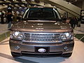 2009 silver Range Rover Supercharged front.JPG