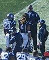 2010 PapaJohns.com Bowl Jordan Todman Andre Dixon Terry Richardson.JPG