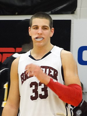 Mitch McGary - McGary at Brewster