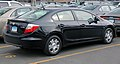 2012 Honda Civic Hybrid (US), rear right.jpg