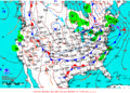 2013-04-01 Surface Weather Map NOAA.png