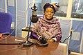 2013 03 27 SRSG Bangura Radio interview0 (8654831975).jpg
