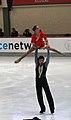 2013 Nebelhorn Trophy Olga BESTANDIGOVA Ilhan MANSIZ IMG 6682.JPG