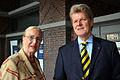 2014-04-23 Hannoversch-Britische Gesellschaft, Hildegard M. M. Schröder-Hohensee (Stellvertretende des Vorstandes, Vorsitzende im Programmbeirat) und Stephan Wetzel (Vorsitzender des Vorstandes).jpg