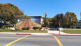 Mar Vista, Los Angeles - Mark Twain Middle School