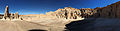 2015-01-15 11 45 56 Panorama of eroded bluffs in Cathedral Gorge State Park, Nevada.JPG