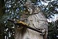 2015-04-04 (107) Ernstbrunn Bruendlallee Statue Johannes Nepomuk.JPG