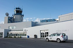 2015-09-06 Terminal at Yellowknife Airport (YZF).jpg