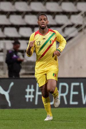 Molla Wagué - Image: 20150331 Mali vs Ghana 216