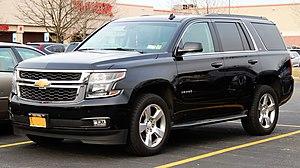 Chevrolet Tahoe – Wikipédia, a enciclopédia livre
