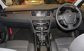 Peugeot 508 - Interior