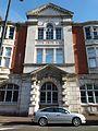 2016 Woolwich, Bathway Quarter, Polytechnic building 1.jpg