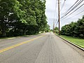 2018-05-28 15 44 19 View east along Monmouth County Route 537 (Eatontown Boulevard) at Port Au Peck Avenue and Wolfhill Avenue in Oceanport, Monmouth County, New Jersey.jpg