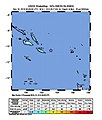 2018-11-16 Kirakira, Solomon Islands M6.1 earthquake shakemap (USGS).jpg