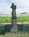2018 Figura św. Franciszka w Jaszkówce 1.jpg