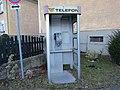 2019-02-12 (294) Telephone booth at Hafen Korneuburg, Austria.jpg