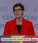 Annegret Kramp-Karrenbauer: Age & Birthday