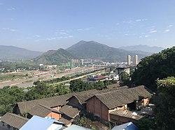 201908 Chengnan Dam of Miyi County.jpg