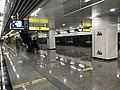 201908 Platform of Honghudonglu Station.jpg