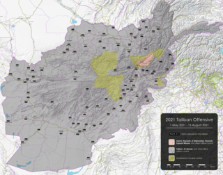 Taliban insurgency Insurgency during the War in Afghanistan