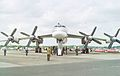 20 (cn 34108) Tupolev Tu-95MS Russian Air Force, RIAT 1993. (7106797113).jpg