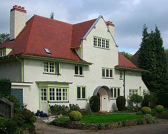 Herbert Tudor Buckland - 21 Yateley Road, Edgbaston.