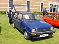218 - October 1985 blue Austin Metro 310 van 1.3, front.jpg