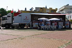 Turkish Red Crescent - Image: 21 nisan 2012 gazipaşa gezisi 074