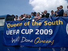History Of Queen Of The South F C Wikipedia