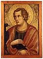 2 Memmo di Filippuccio or Master San Torpe. San Giovanni Evangelista 1310-20s Lindenau Museum, Altenburg.jpg