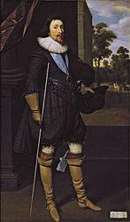 Daniël Mijtens: James Hamilton, 2nd Marquess of Hamilton (1589-1625)