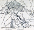 2nd Division operations, Guillemont, 8 August 1916.png