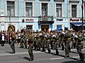 300-летие Санкт-Петербурга. На Невском - военные оркестры. - panoramio.jpg