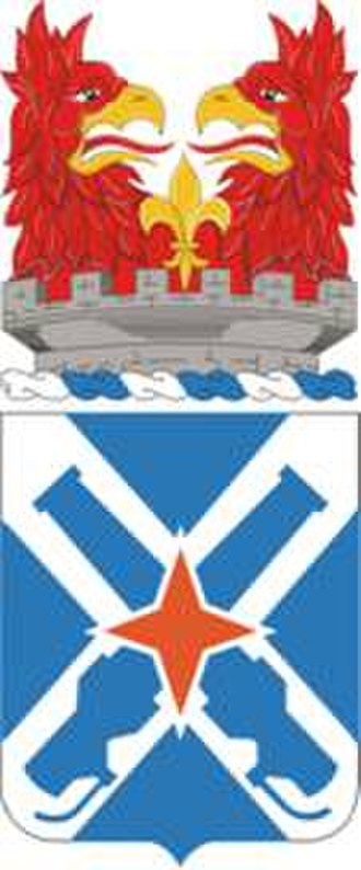 305th Military Intelligence Battalion (United States) - Coat of Arms